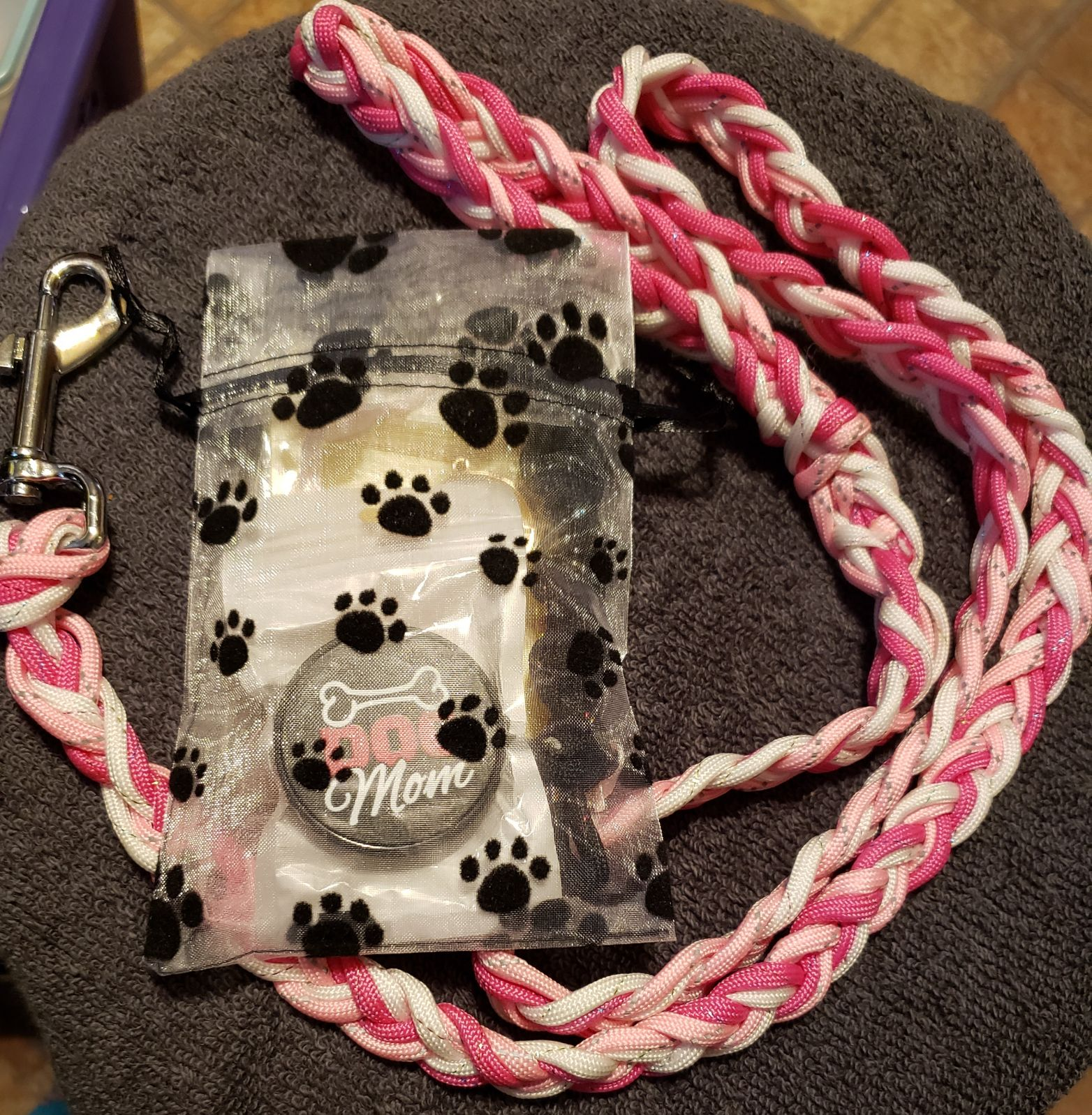 6 Pc Lot of Dog Mom Accessories NWOT