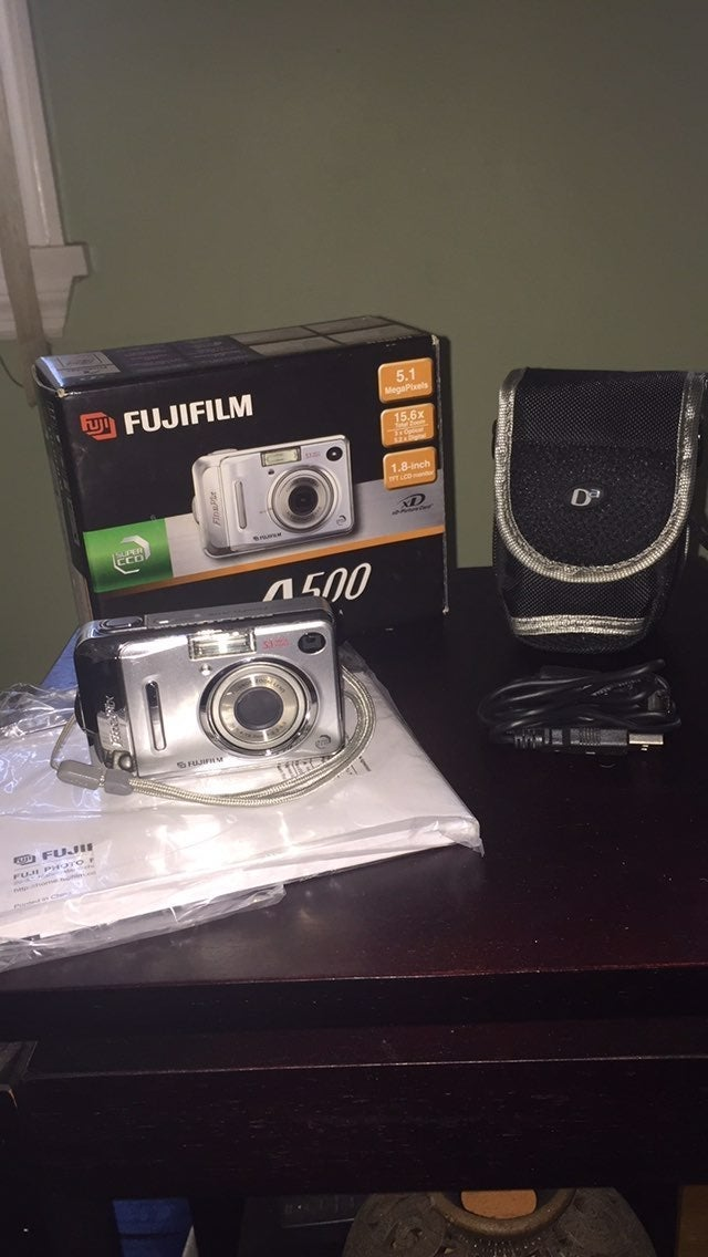 Fujifilm camera NIB