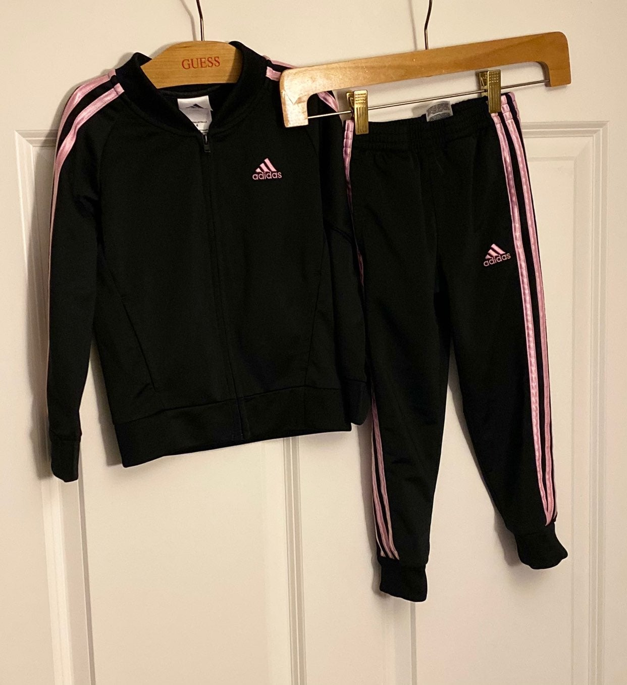 Adidas Track Suit size 4