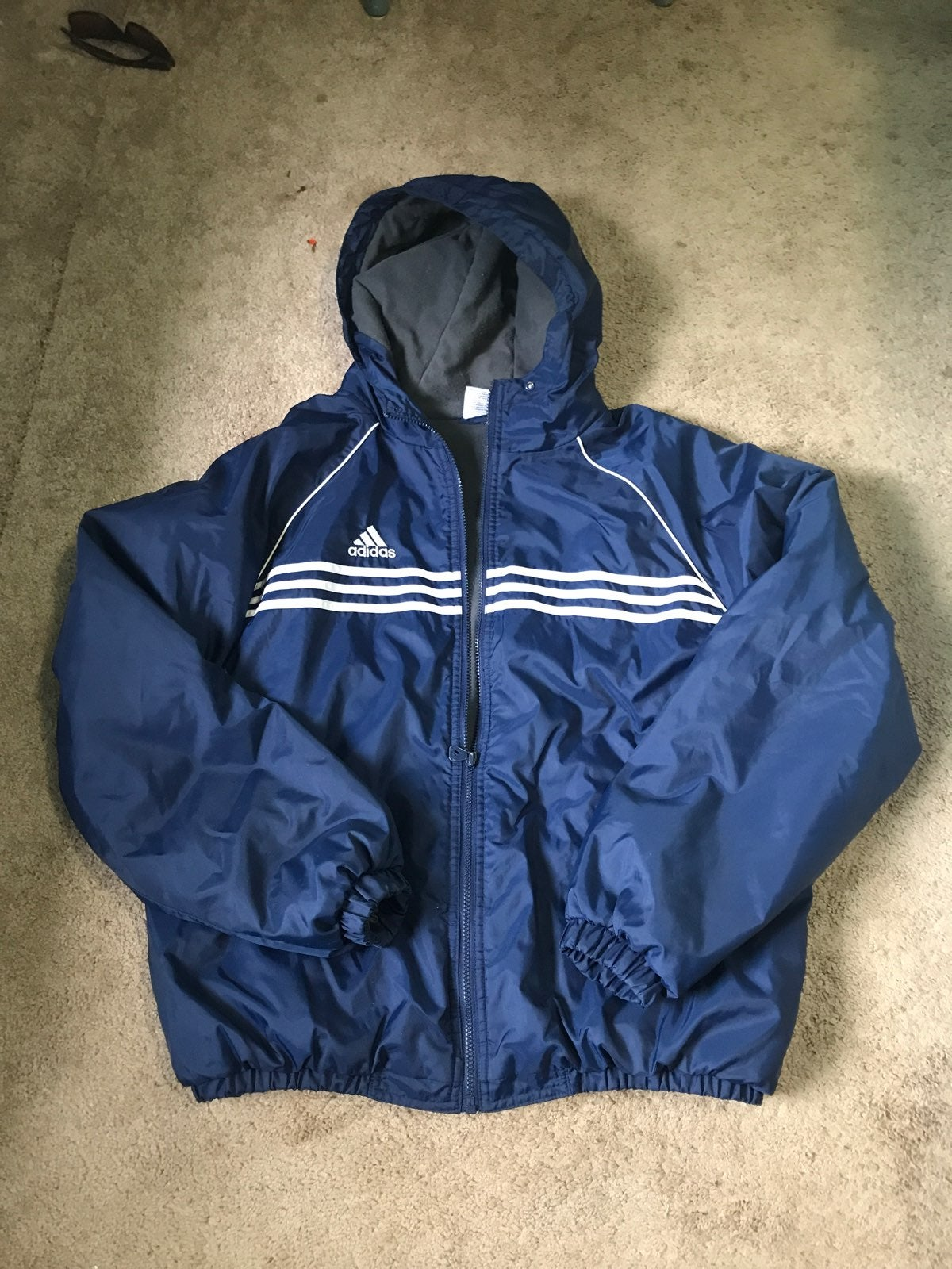 Men's Medium Adidas Winter Coat