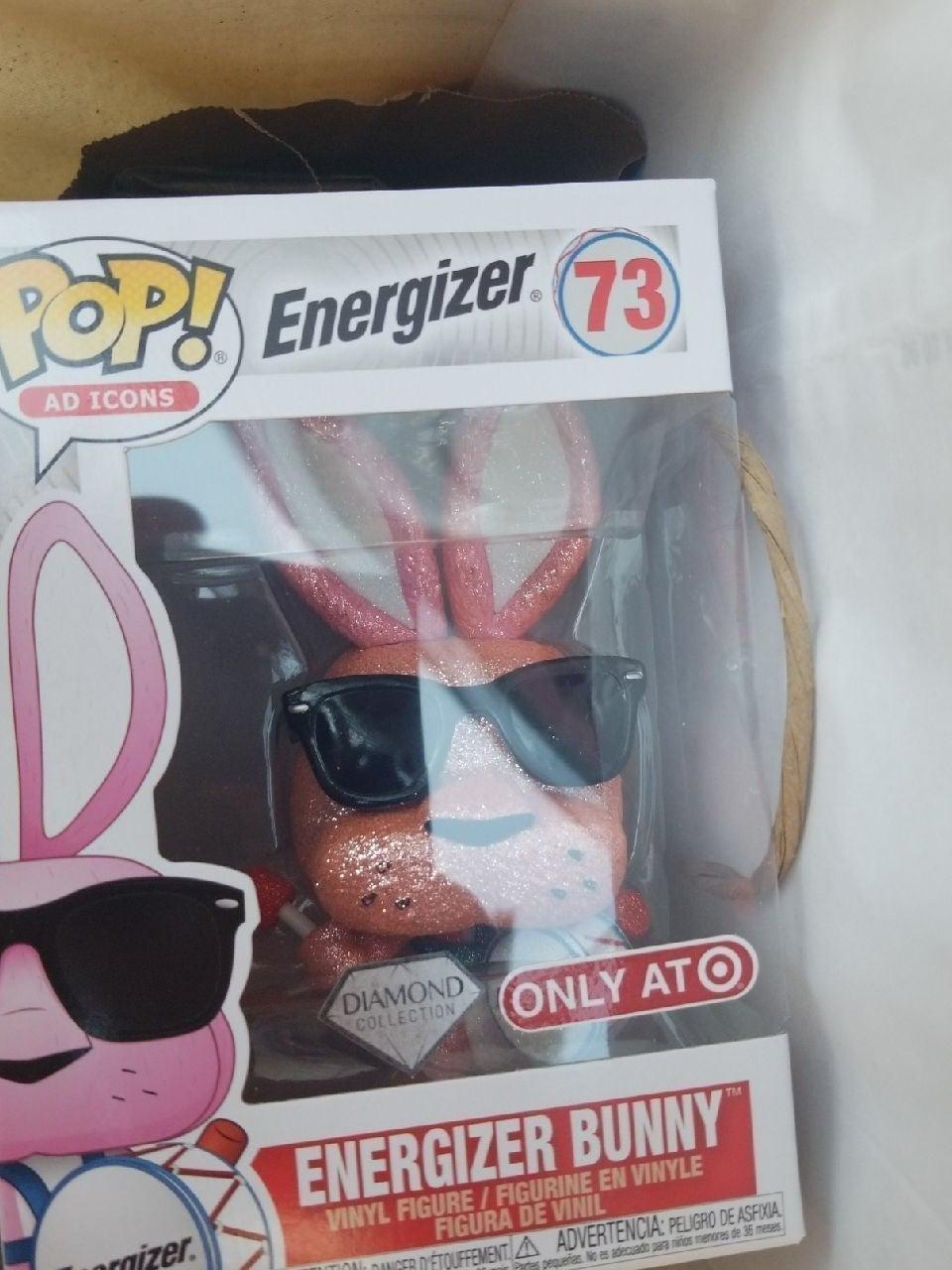 Exclusive Energizer Bunny Diamond Editio