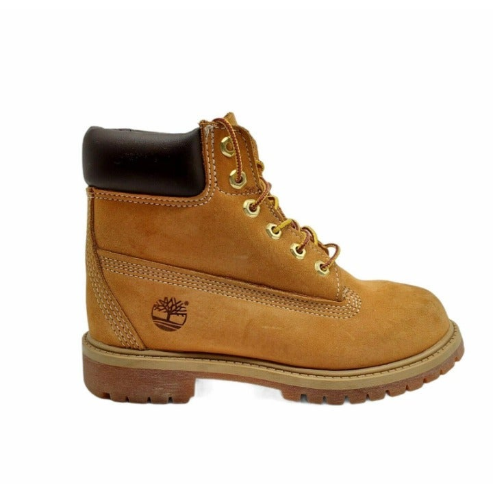 Timberland Boys Wheat Ankle Boots Size 1