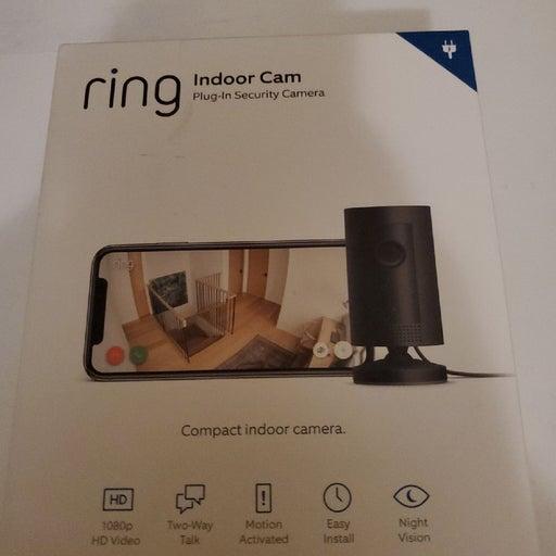 Ring Indoor 1080p Wi-Fi Security Camera
