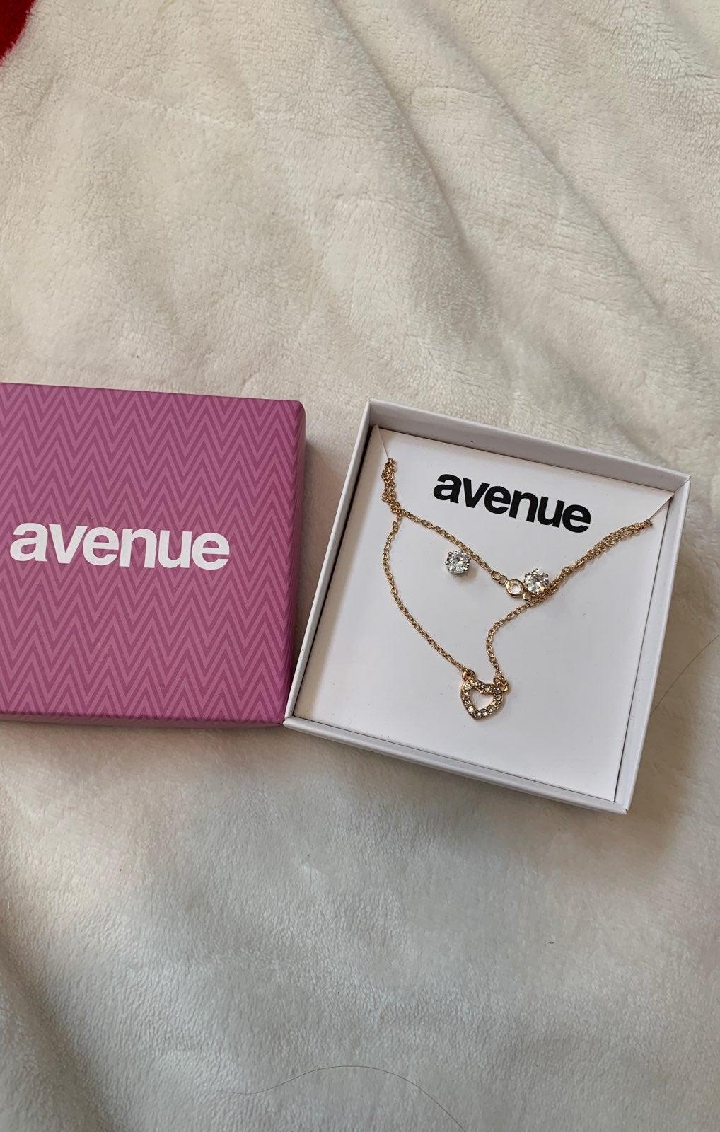 Avenue jewelry set
