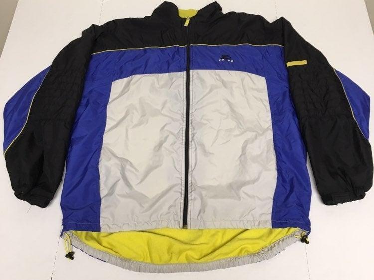 Starter Jacket Colorblock Mens Large