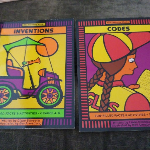 The learning works books