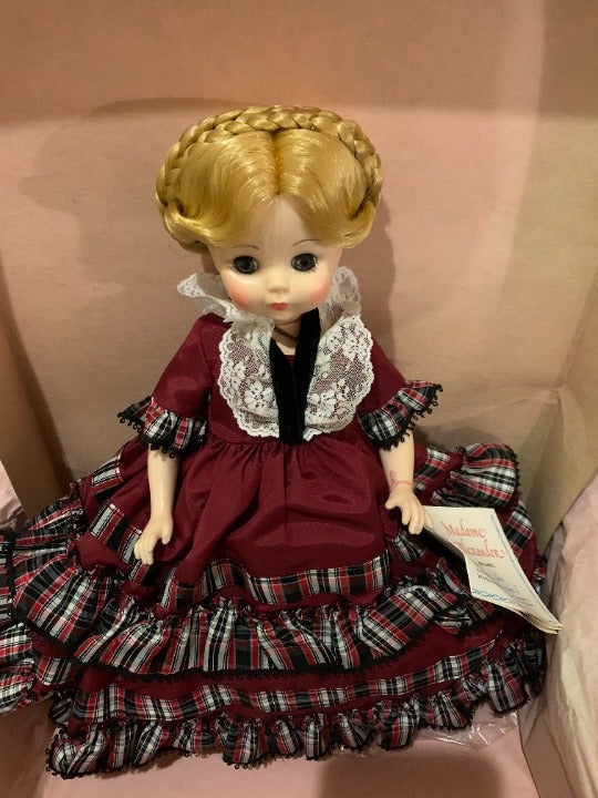 Madame Alexander Betty Taylor Bliss Doll