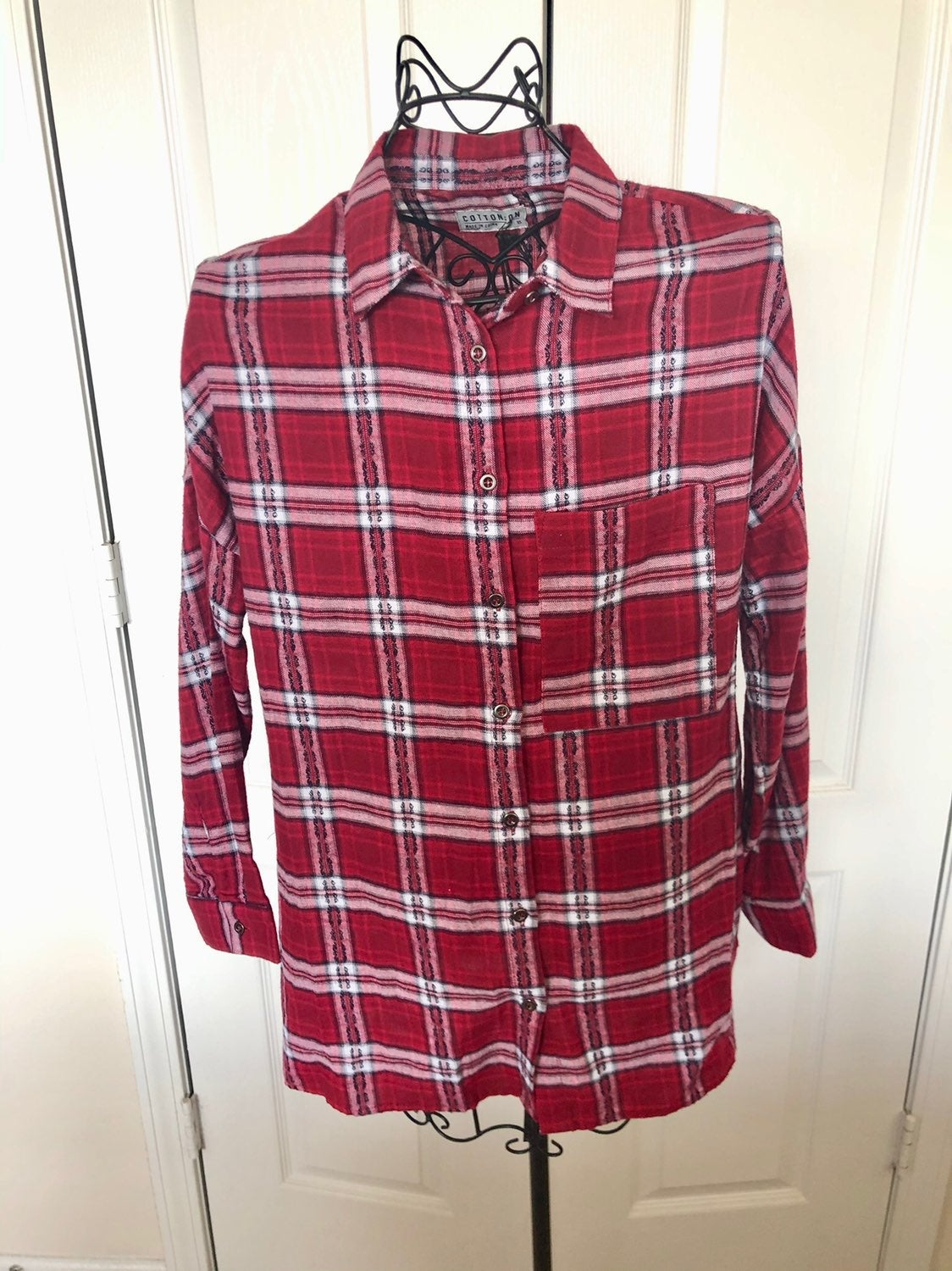 Cotton On (NWT) Flannel - XS