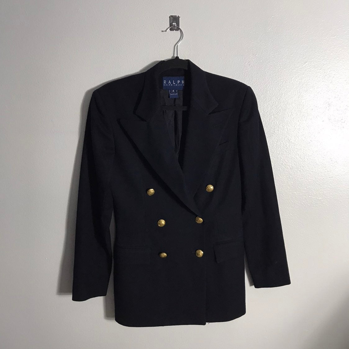 Ralph Lauren polo blazer Sz 4
