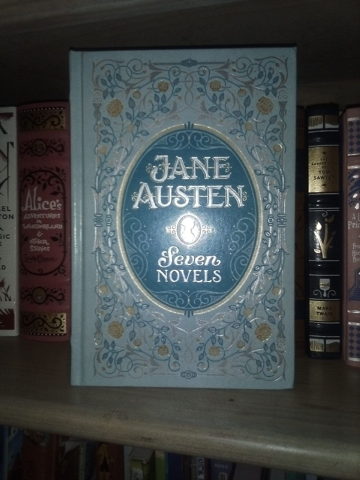 Jane Austen Seven Novels