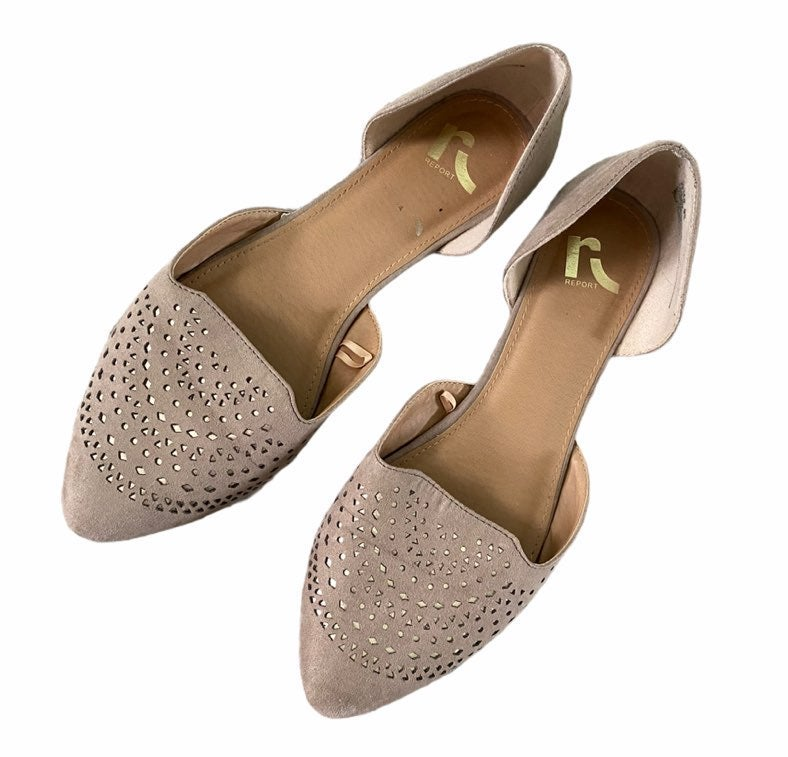REPORT Pointed Toe Flats sz 8.5
