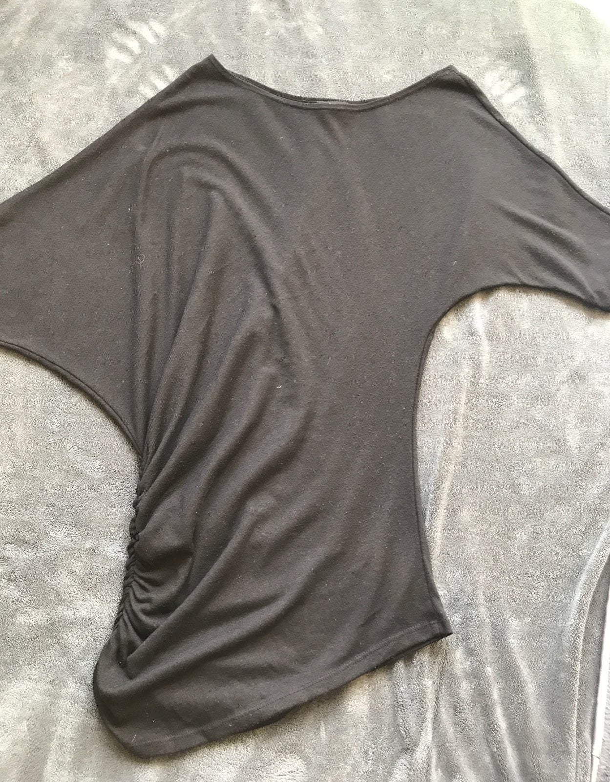 Wet Seal black off shoulder