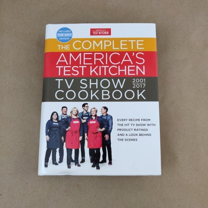 Complete America's Test Kitchen