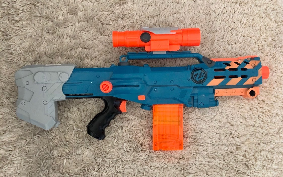 Nerf Sniper in Great Condition