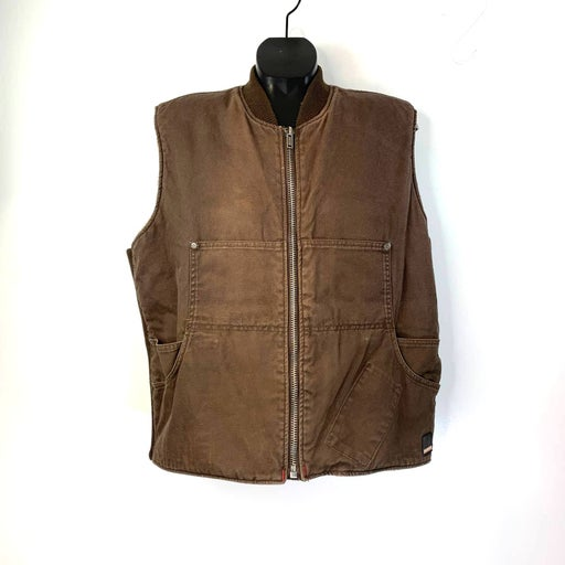 Craftsman Lined Cotton Duck Vest
