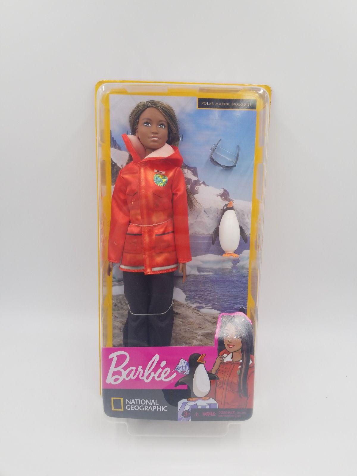 Barbie Polar Marine Biologist