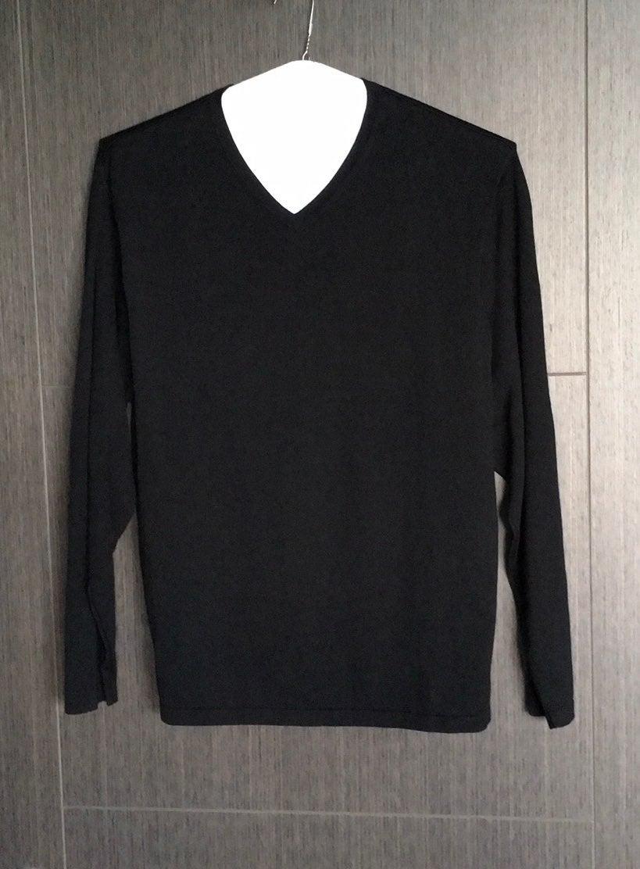 NWOT Geoffrey Beene silk cotton Sweater