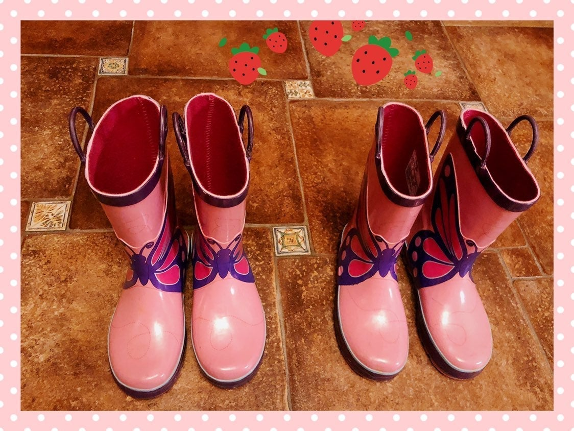 Western Chief Rain Boots- 2 pairs.