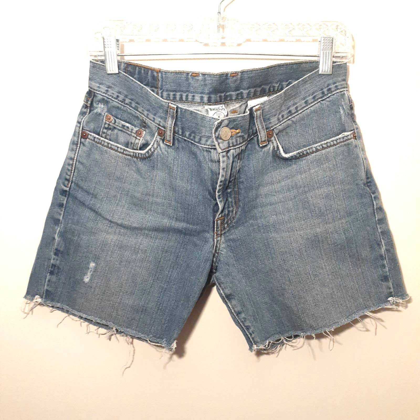 LUCKY BRAND Charmed Fit cutoff shorts 8