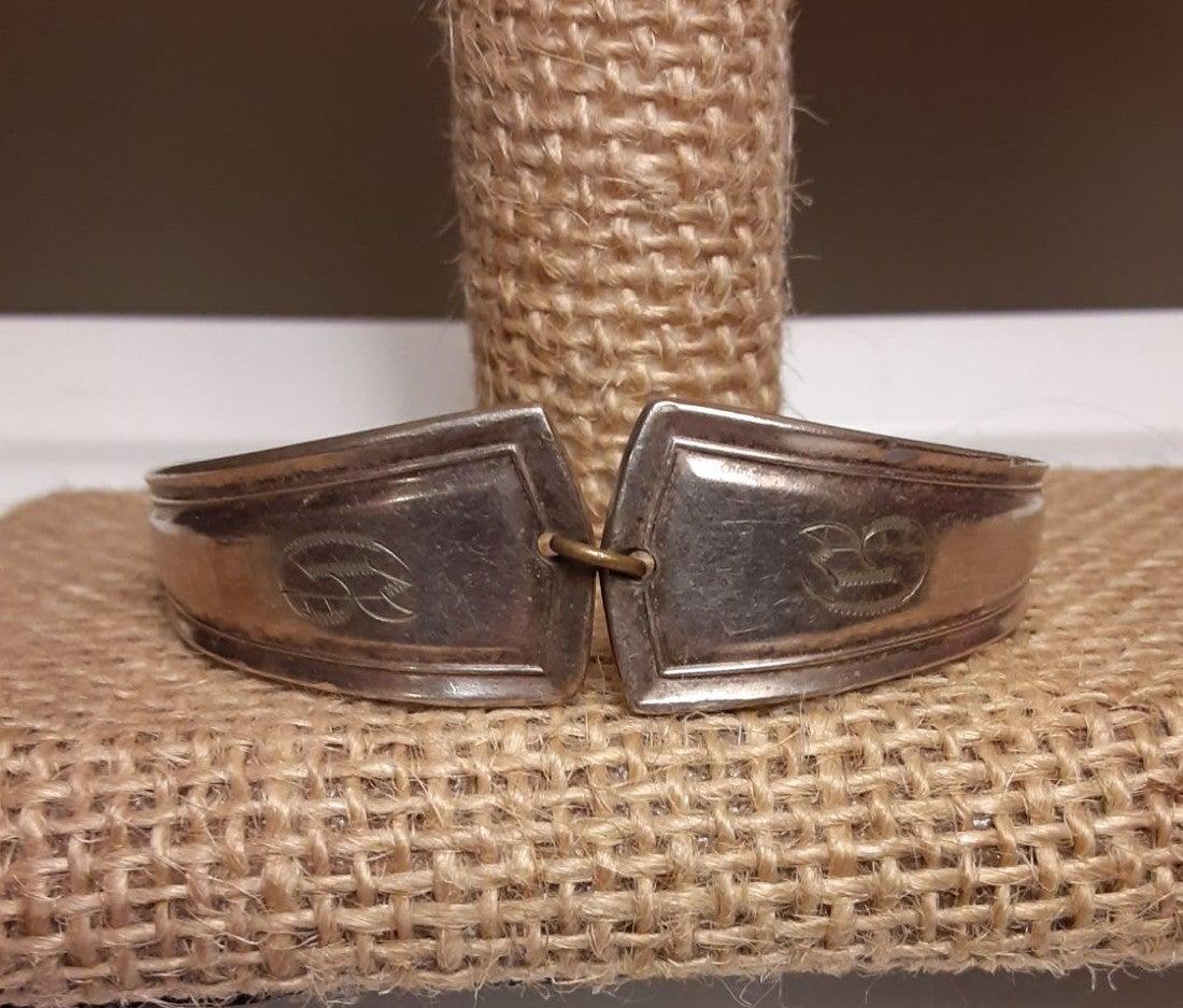 Vintage Silver Spoon Bracelet