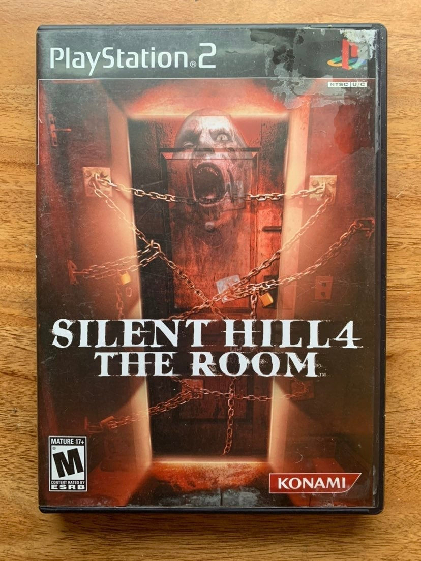 Silent Hill 4: The Room on Playstation 2