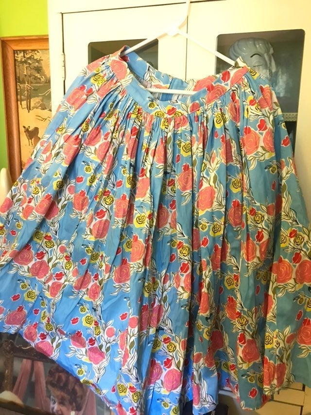 Pinup Girl Clothing Mary Blair Skirt Med