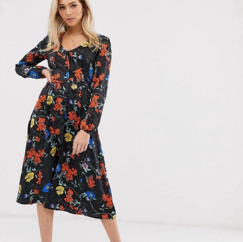 NWT | Brave Soul Midi Dress | Small