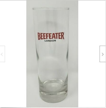 Beefeater London Slim 10Oz Barware Glass