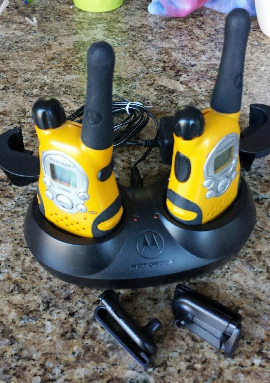 Motorola talkabout 2 Way Radio