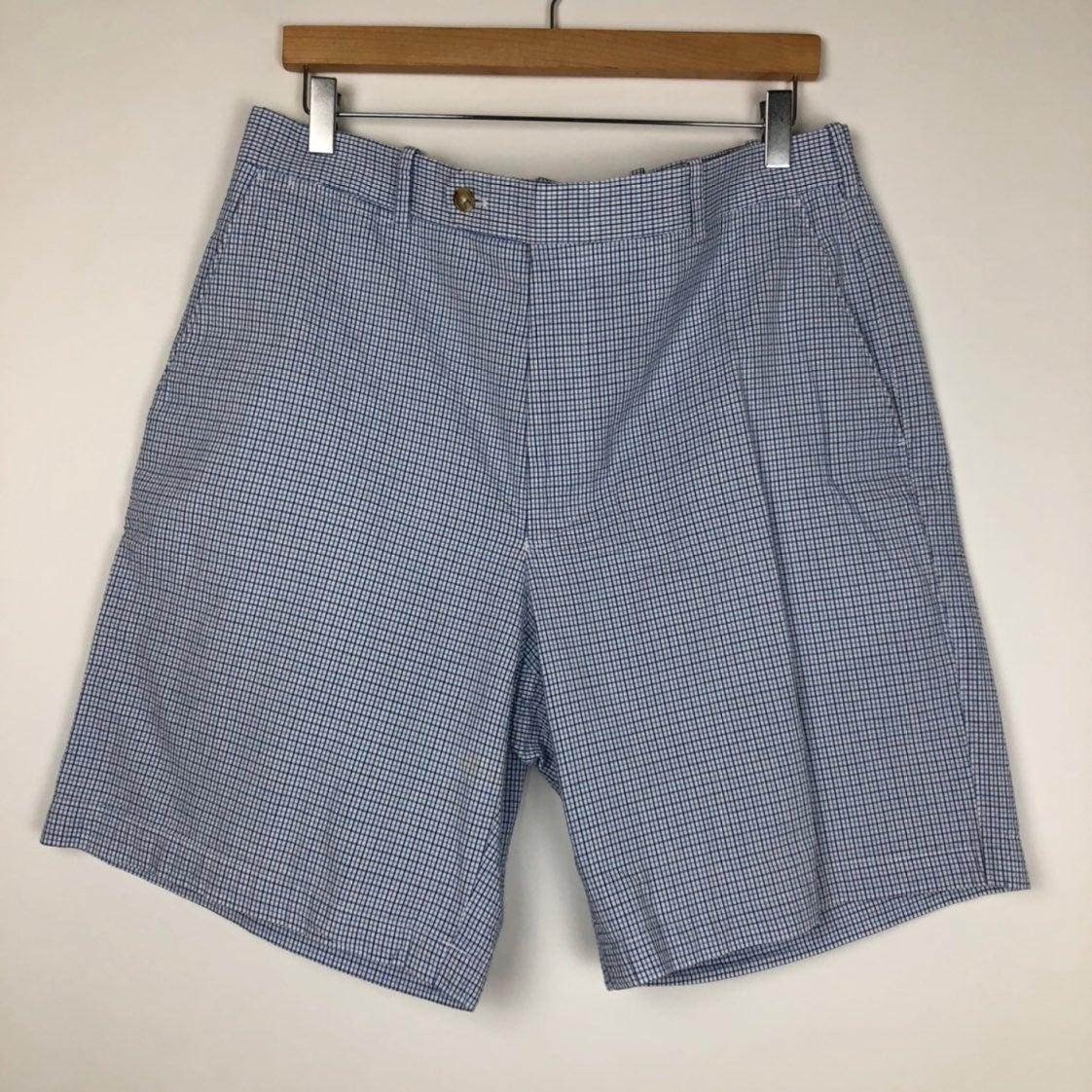 Peter Millar Flat Front Shorts