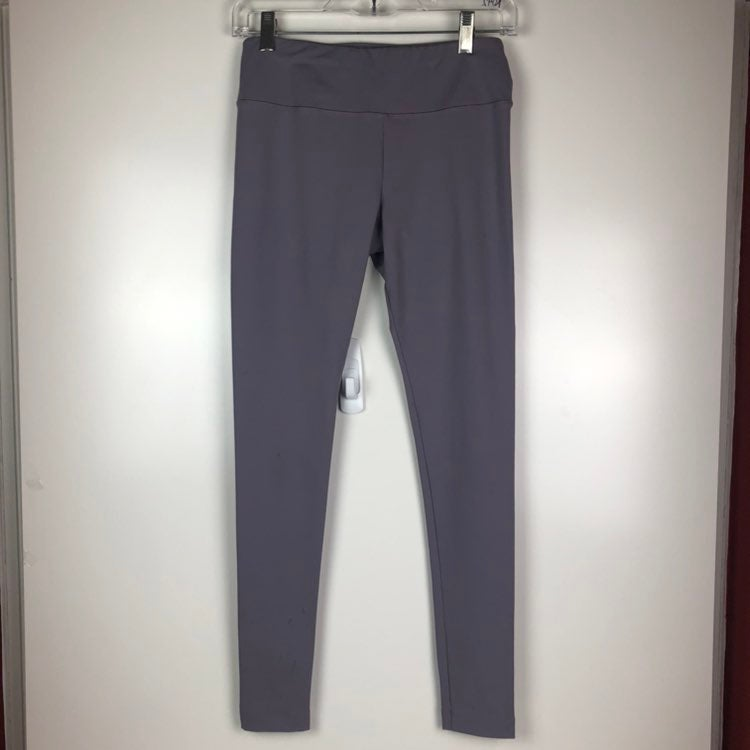 Danskin Lavender Cropped Leggings Size S