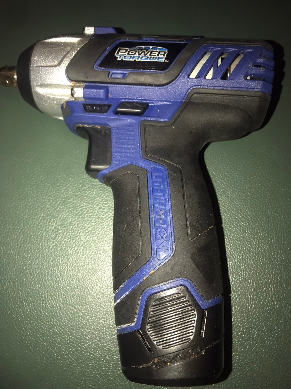 Power Torque 3/8 impact driver