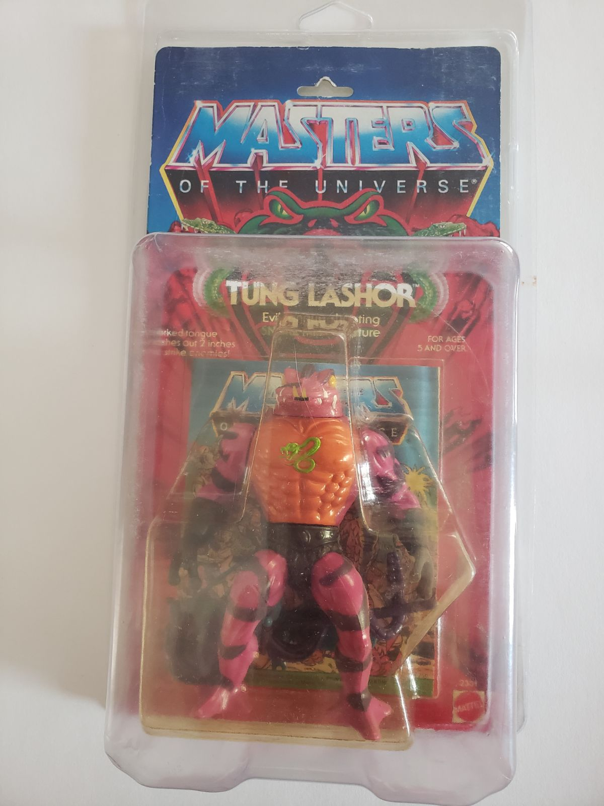 masters of the universe - Tung Lashor