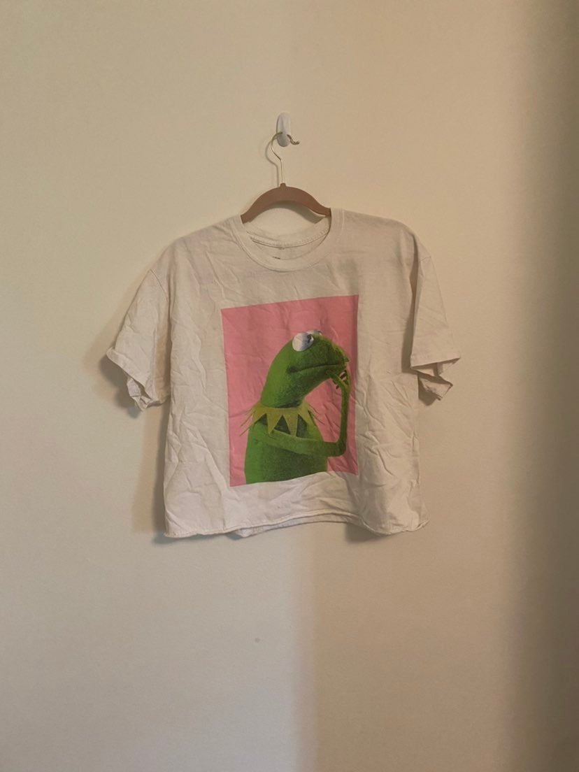 URBAN OUTFITTERS KERMIT THE FROG SHIRT