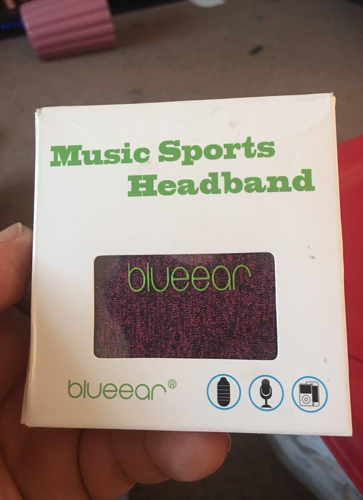 Music Sport Headband