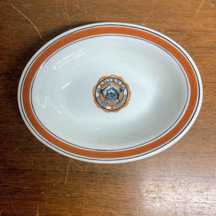 Vintage Warwick China Marietta HS Dish