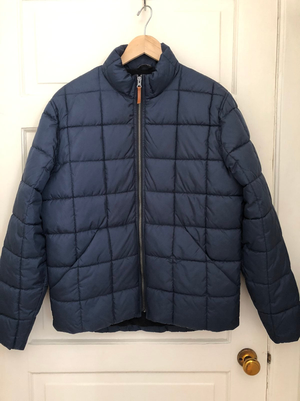 J.Crew Mens Quilted Field Jacket