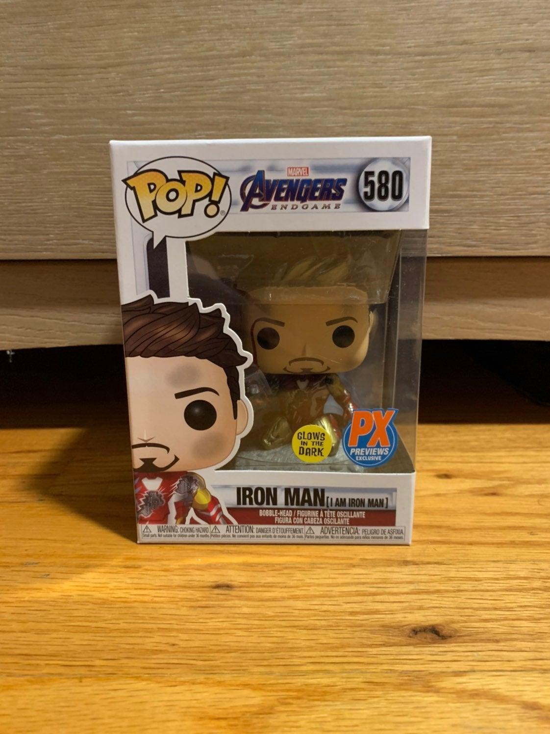 Funko Iron Man PX Exclusive