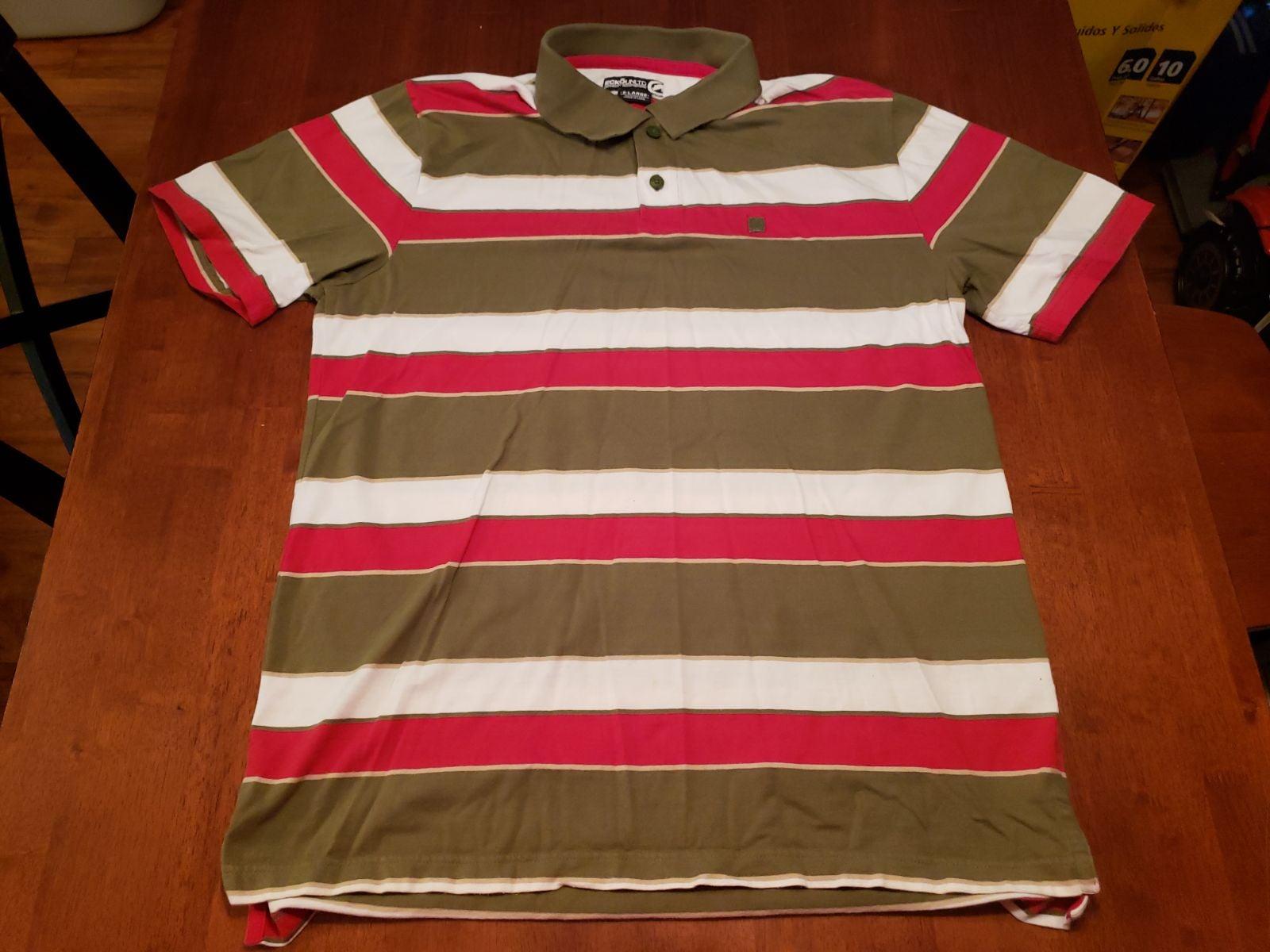 Ecko Unltd poll shirt