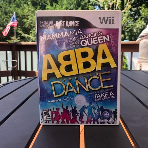 ABBA: You Can Dance on Nintendo Wii