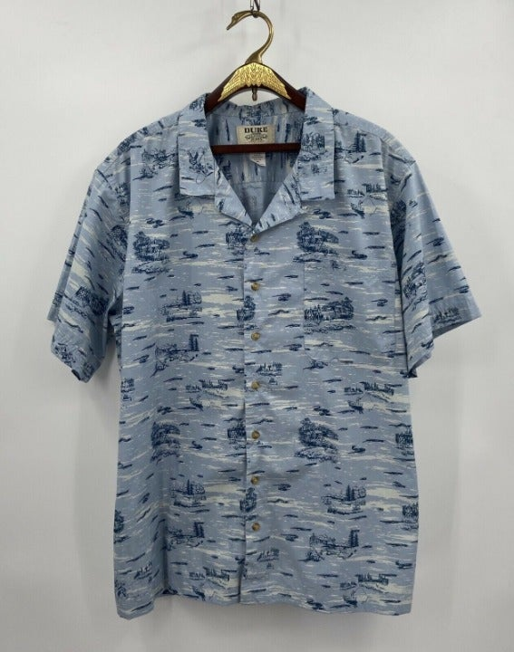 Duke HABAND Short Sleeve Shirt Lake