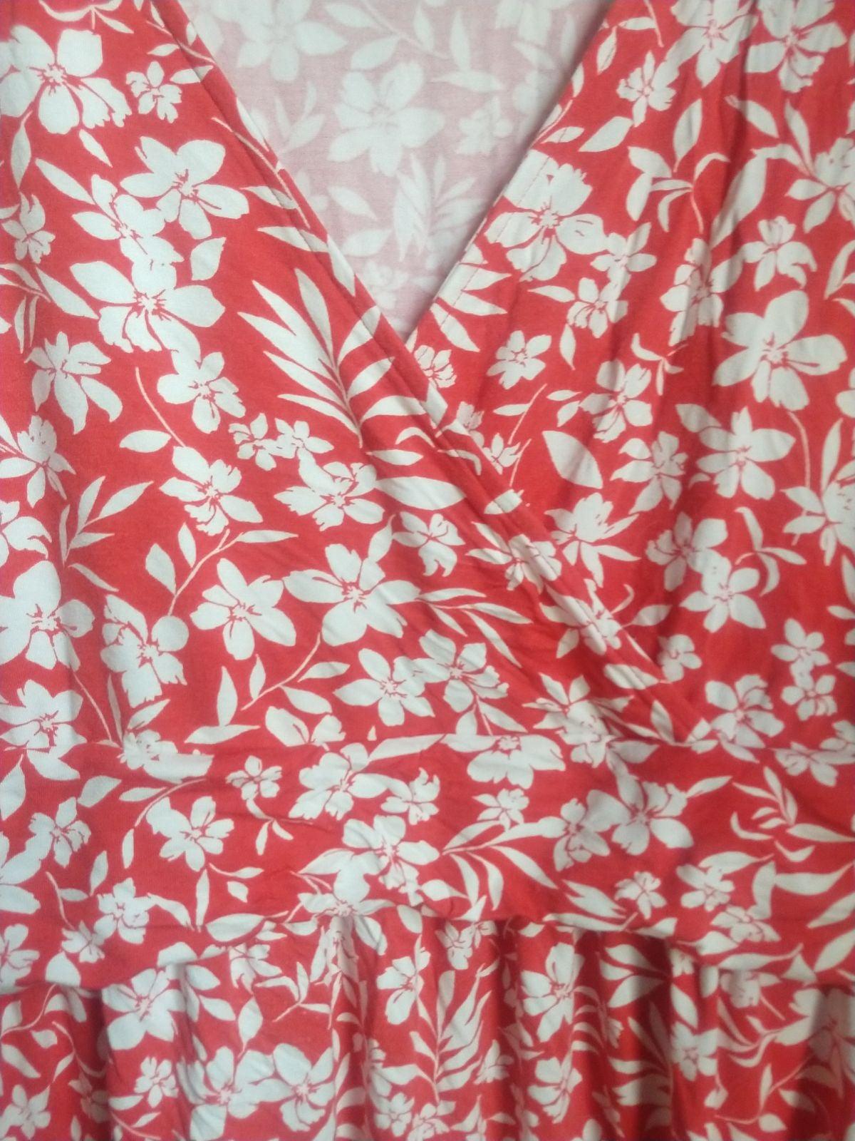 Maternity/Nursing Jersey Knit Dress