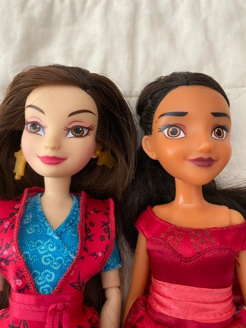 Disney Descendants Lonnie doll