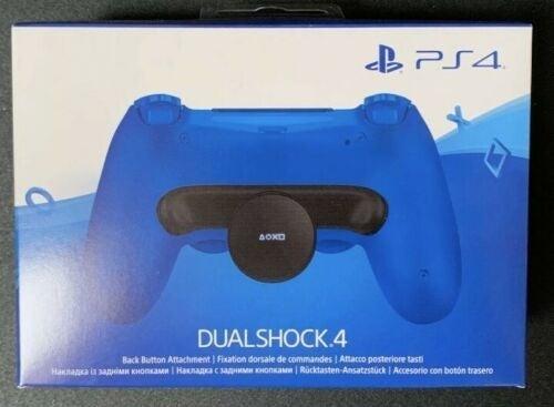 PS4 back button attachments dualshock