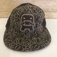 992a0aa93 DOMO Brown Trucker Snapback Hat Monster