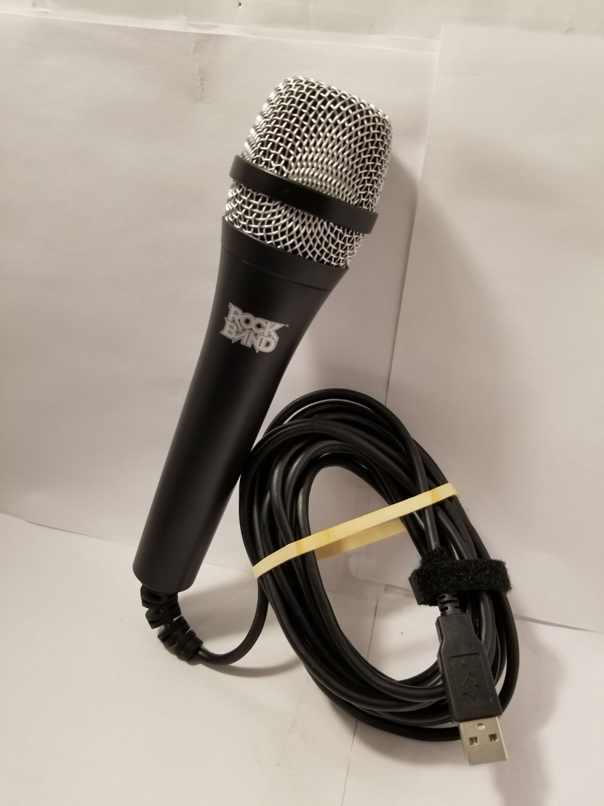 Rock Band Wired USB microphone