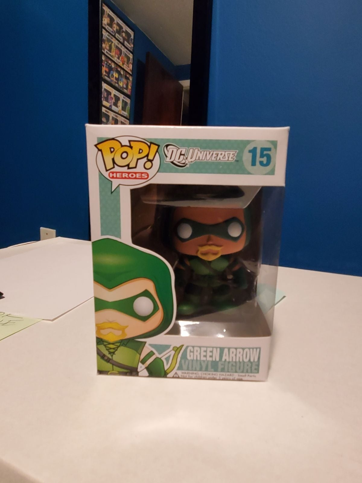 Funko Pop! Green Arrow #15 DC Universe