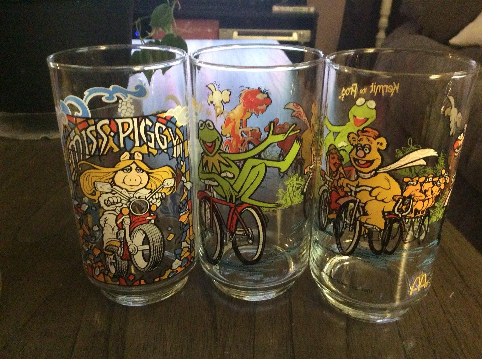 Vintage muppet glasses