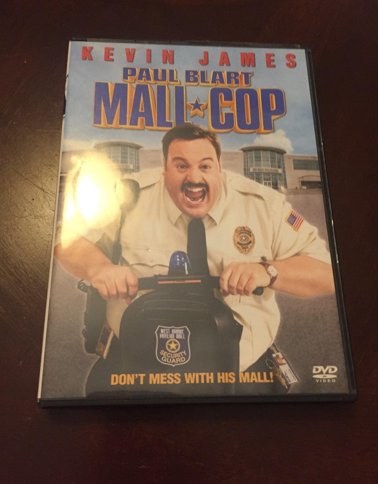 Paul Blart Mall Cop DVD