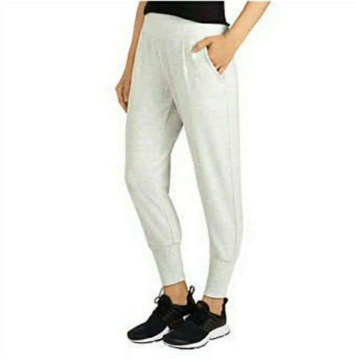 Danskin Women's TaperedJogger Pants XL